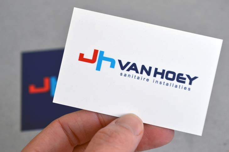 huisstijl Van Hoey
